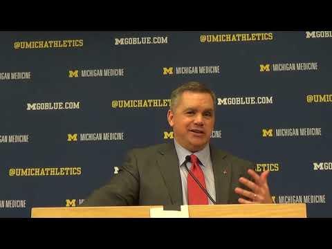 Video: Chris Holtmann talks loss at Michigan