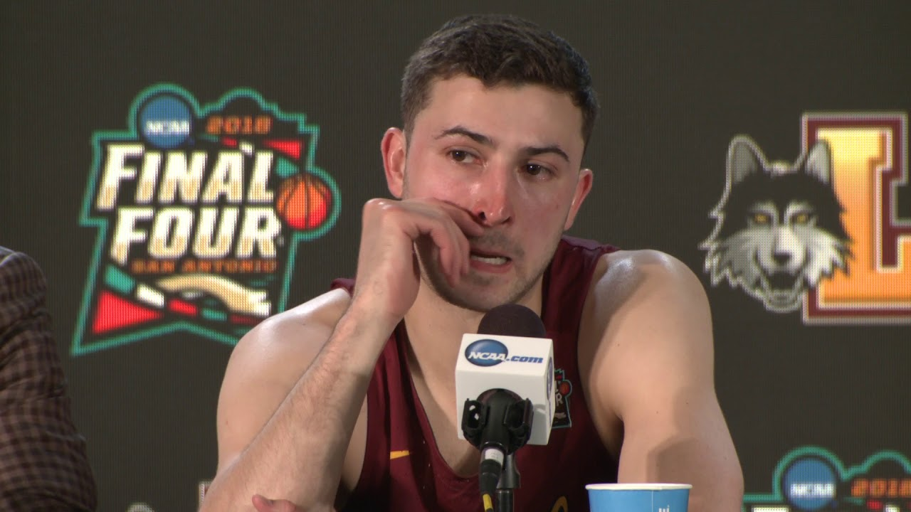 Loyola-Press-Conference-After-Michigan