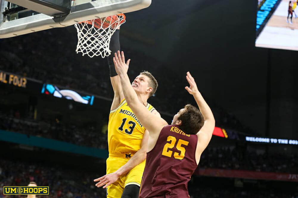 Michigan 69, Loyola 57-11