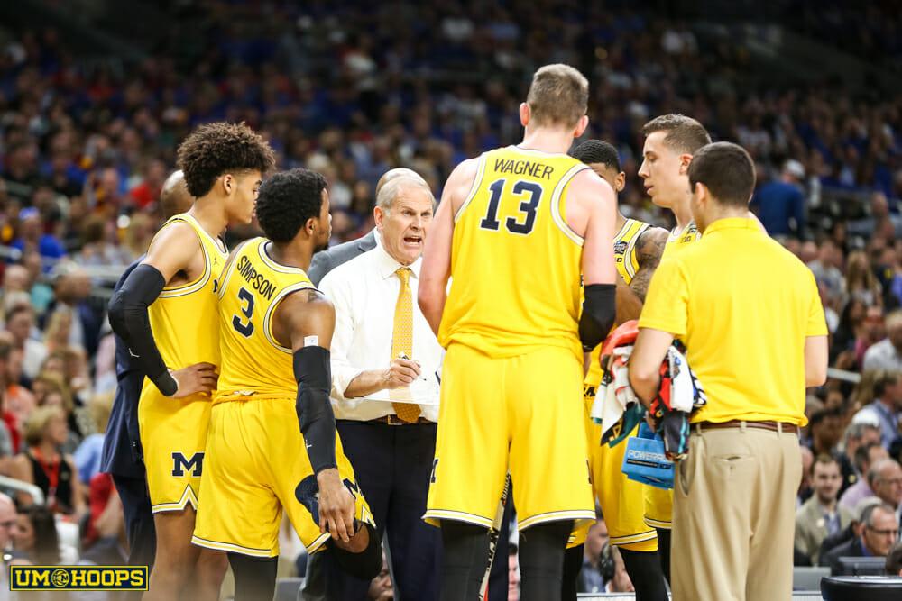 Michigan 69, Loyola 57-9