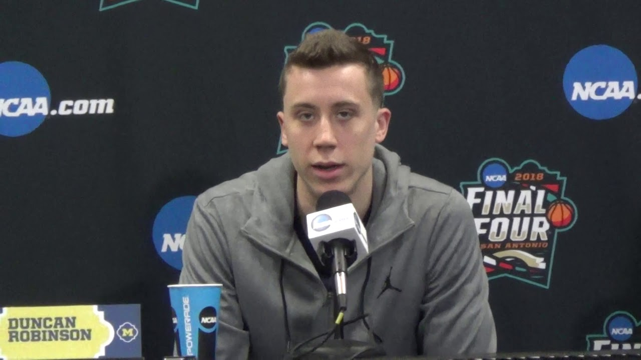 Video: Michigan players, coaches preview Loyola