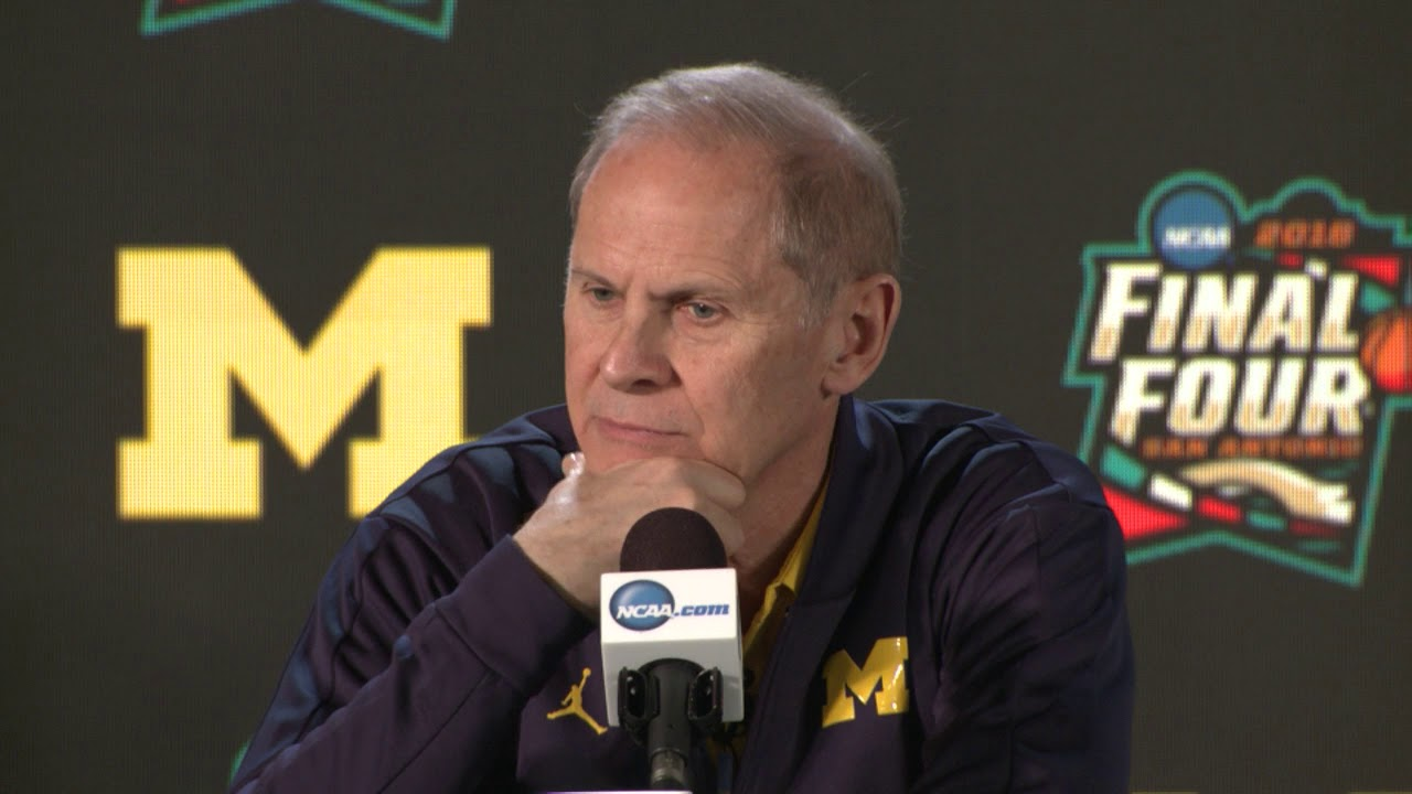 Video & Quotes: Michigan press conference before Loyola