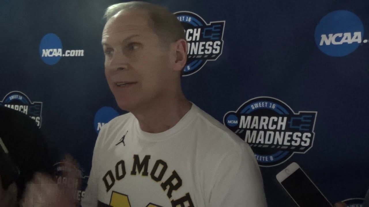 Video: John Beilein talks Florida State prep