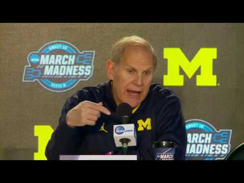 Video & Quotes: Michigan press conference before Texas A&M