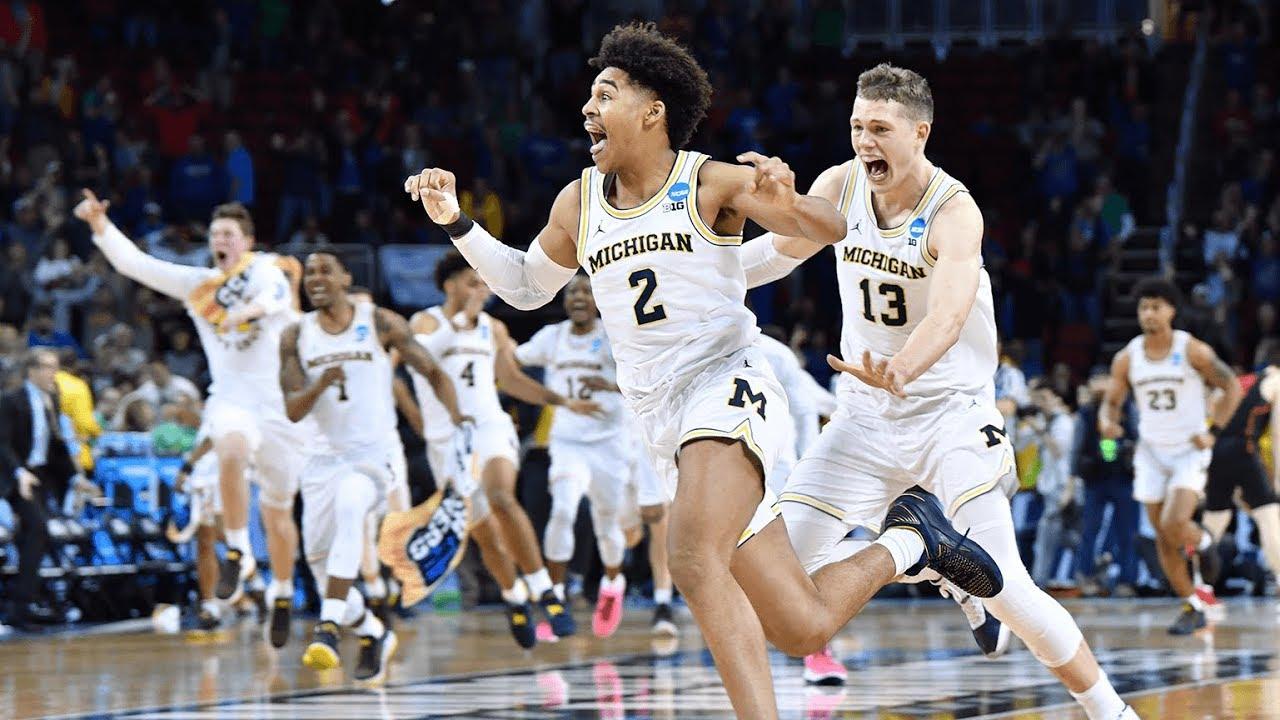 NCAA 2018: Michigan vs. Houston Recap