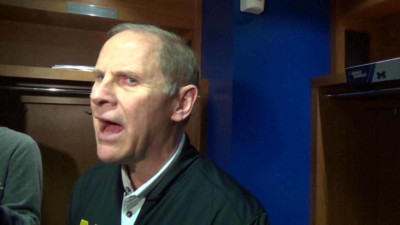 Video: John Beilein previews Houston