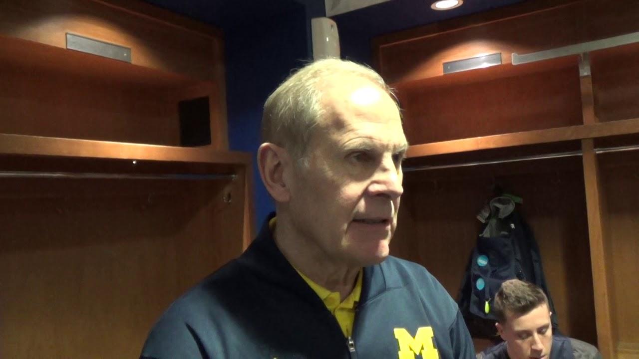 Video: John Beilein previews NCAA Tournament opener