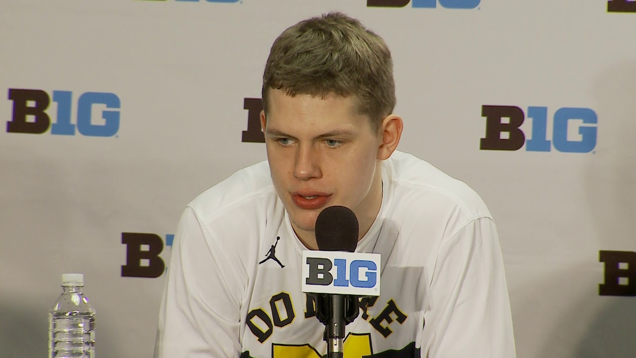 Video & Quotes: Michigan press conference after beating Nebraska