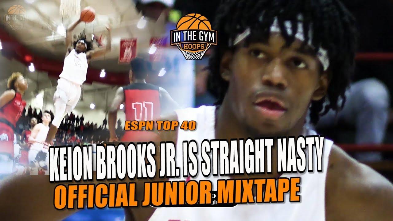 Michigan offers five-star forward Keion Brooks Jr.