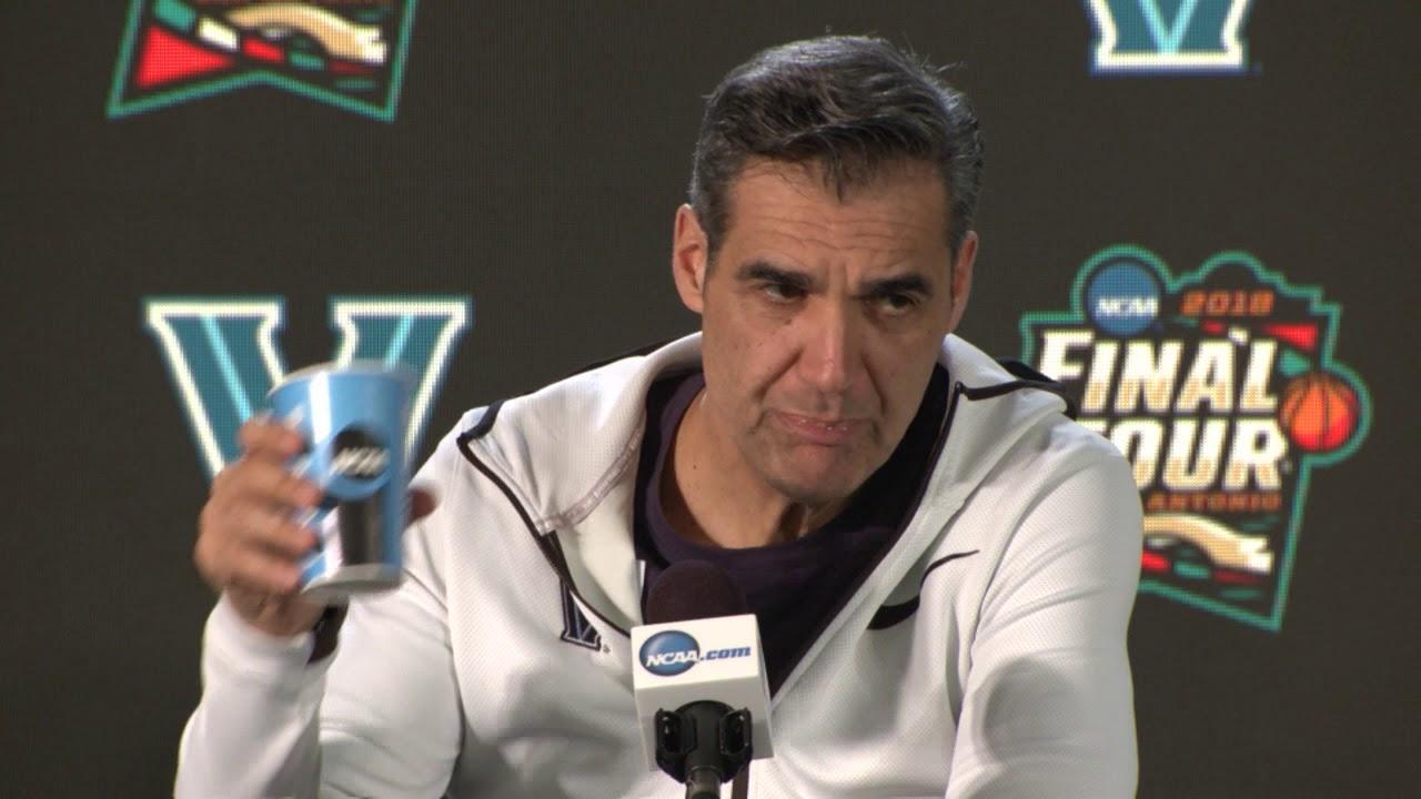 Video & Quotes: Villanova press conference before national championship game