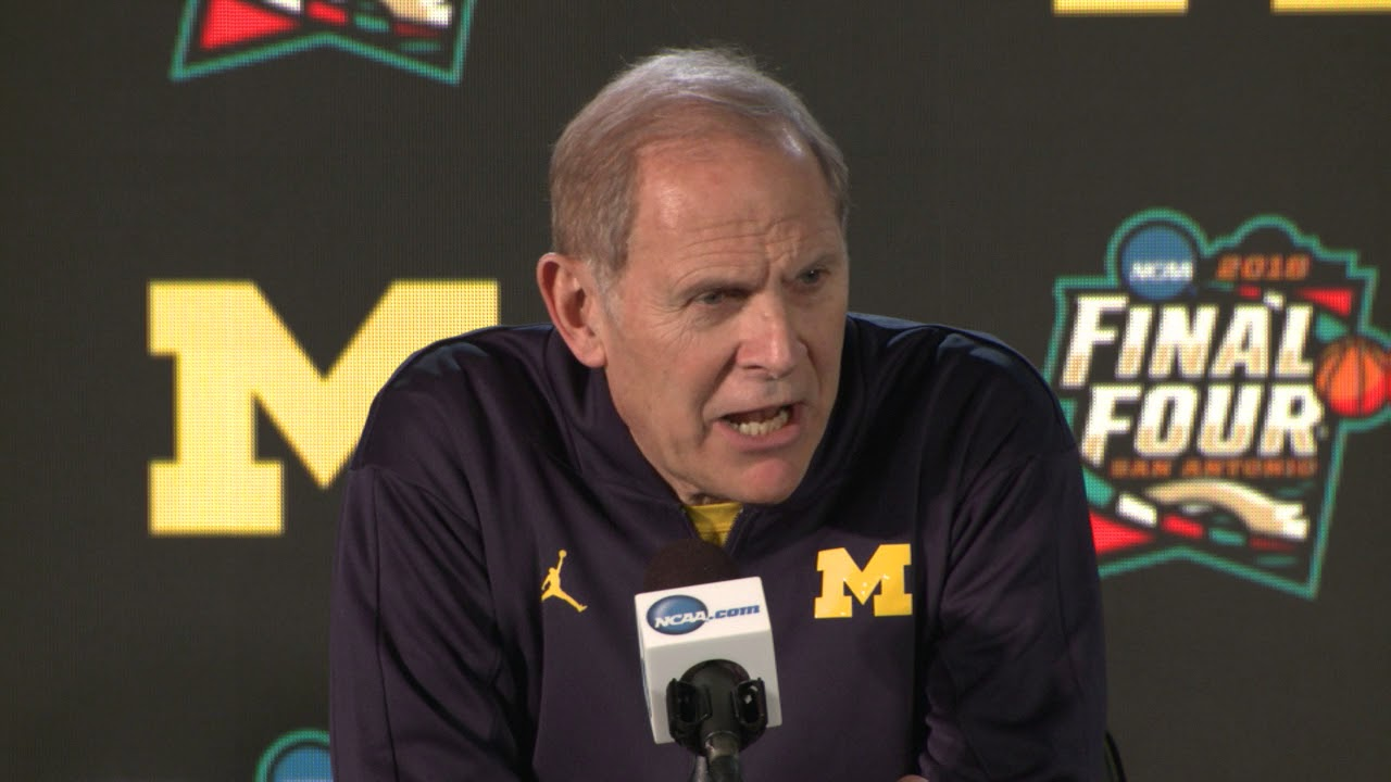 Video & Quotes: Michigan press conference before national championship game
