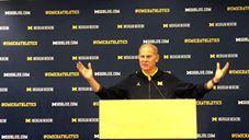 Video: John Beilein at Michigan Media Day