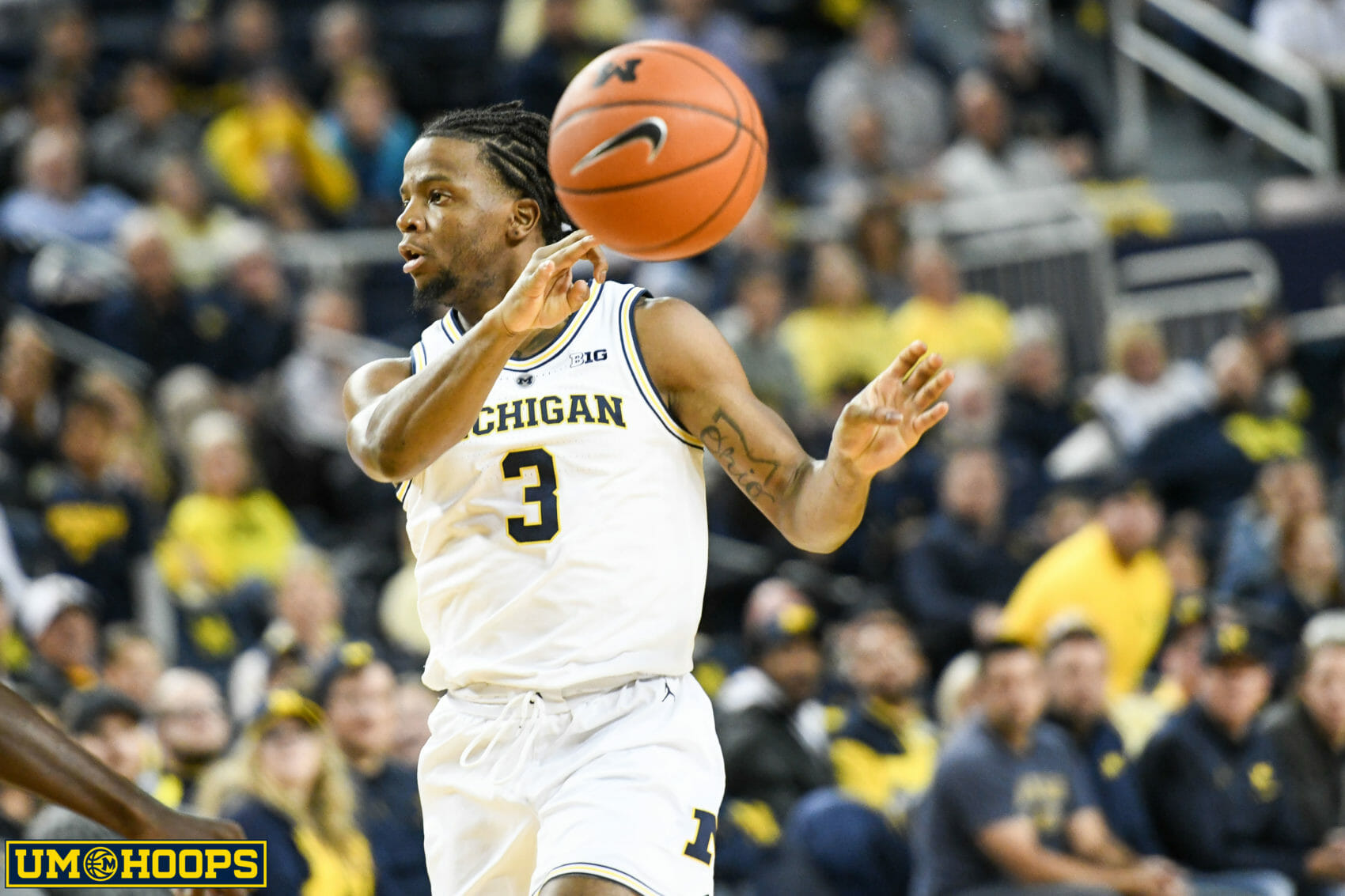 Michigan 63, Norfolk State 44-18