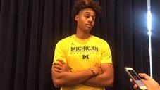 Video: John Beilein, Michigan players preview Norfolk State