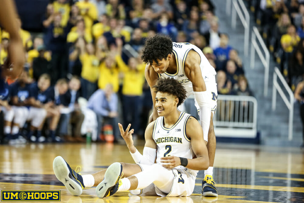 Michigan 90, Northwood 58-19