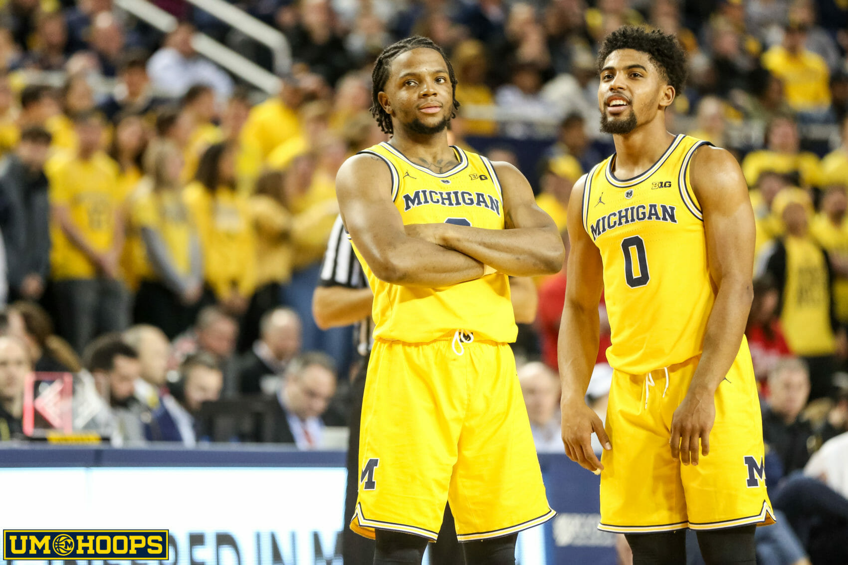 2019 20 Michigan Wolverines Basketball Schedule