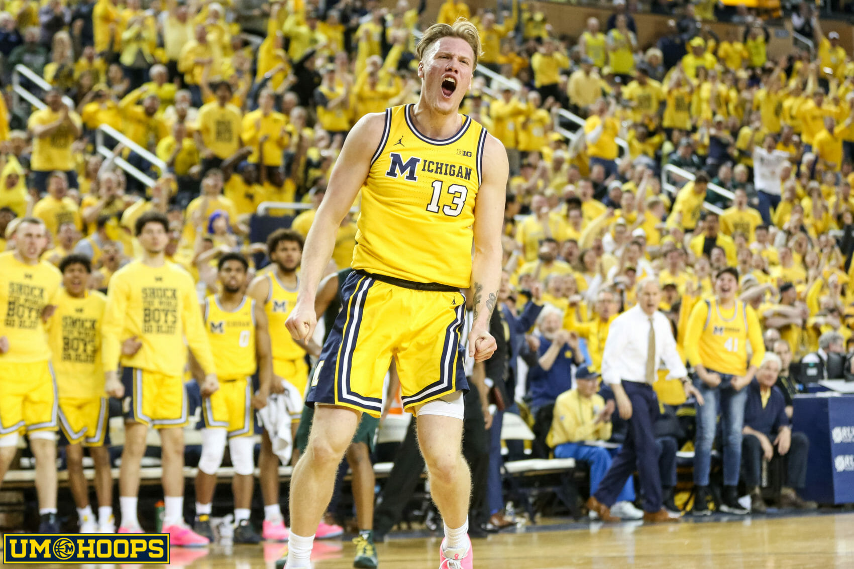 Ignas Brazdeikis, Zavier Simpson collect All-Big Ten honors