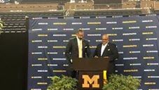 Video: Juwan Howard Introductory Press Conference