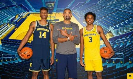 Mark Williams Michigan Basketball Recruiting Profile Video