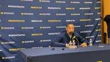 Video: Juwan Howard at Michigan Media Day