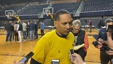 Video: Assistant coaches at Michigan Media Day