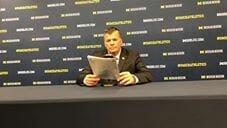 Video: Greg McDermott talks loss at Michigan