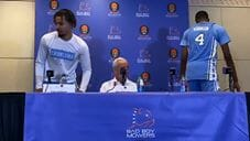 Video: Roy Williams, UNC players talk loss to Michigan
