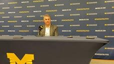 Video: Matt Painter talks loss at Michigan