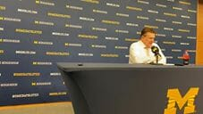 Video: Brad Underwood talks win at Michigan