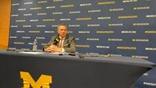 Video: Chris Holtmann recaps win at Michigan