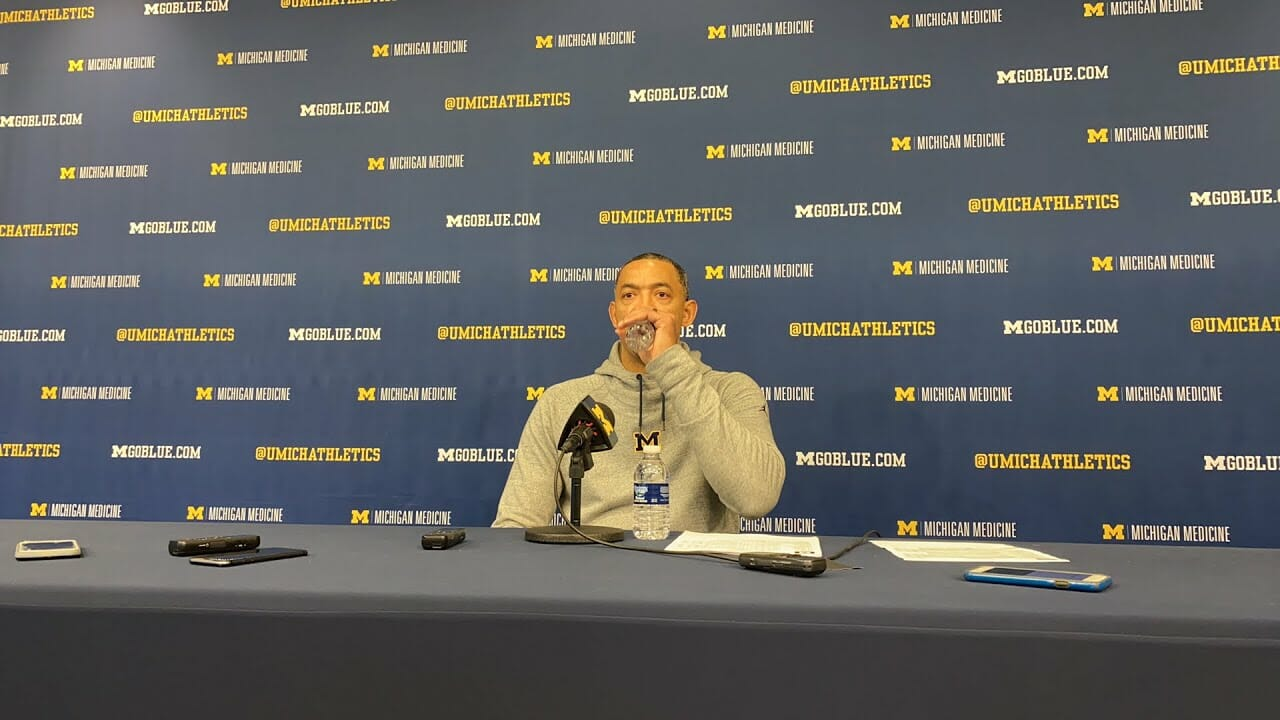 Video: Juwan Howard, Michigan players recap win over Michigan State