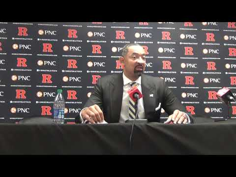 Video: Juwan Howard, Michigan players win at Rutgers