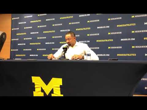 Video: Juwan Howard recaps loss to Wisconsin