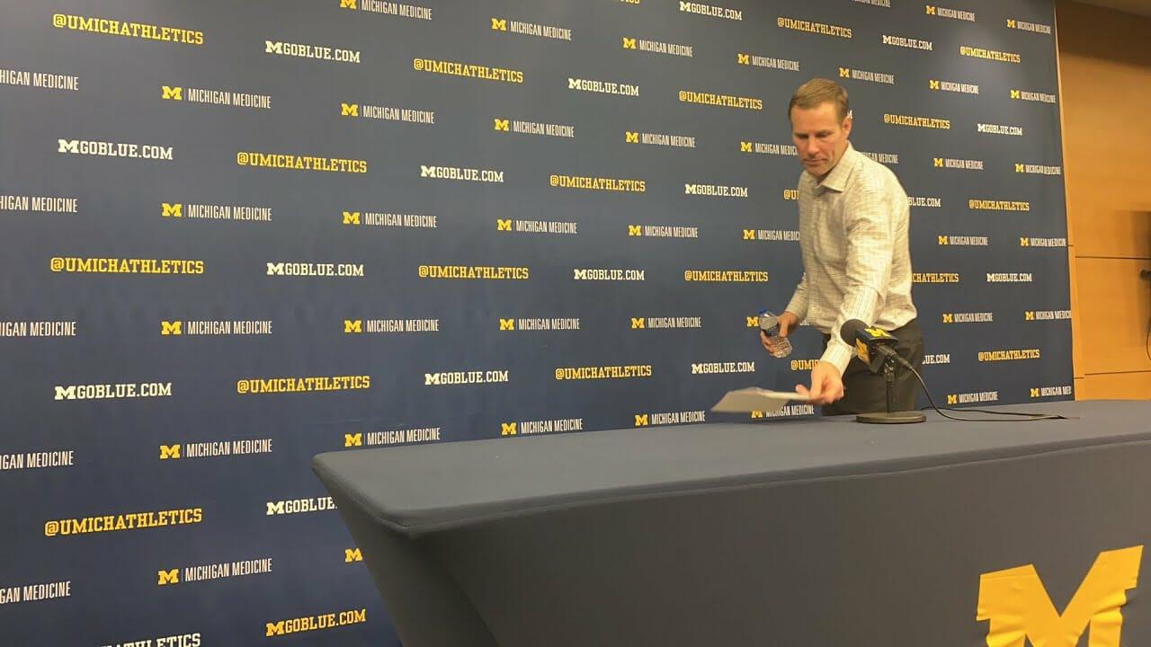 Video: Fred Hoiberg talks loss at Michigan