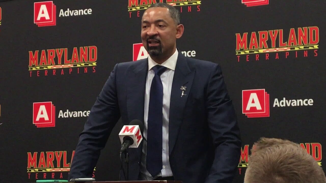 Video: Juwan Howard recaps loss at Maryland