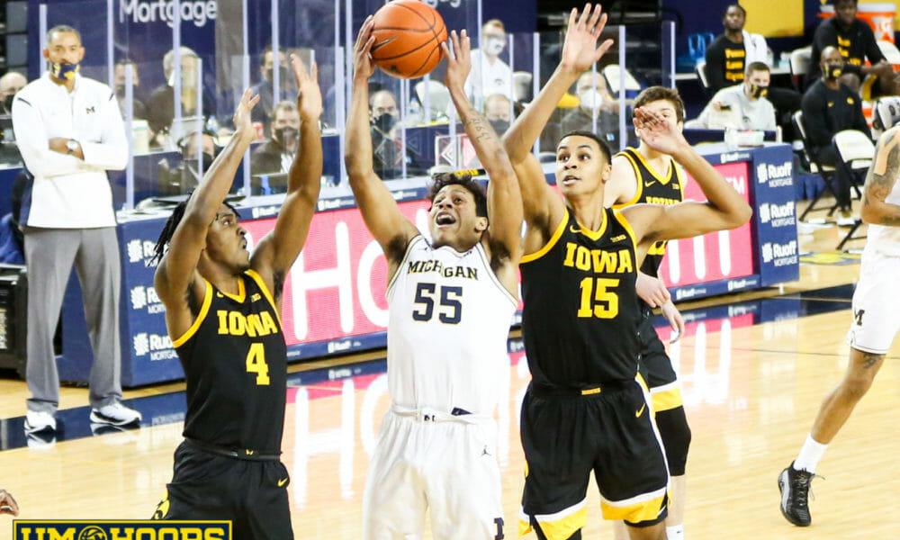 Bracket Watch: March 1st, 2021 - UM Hoops